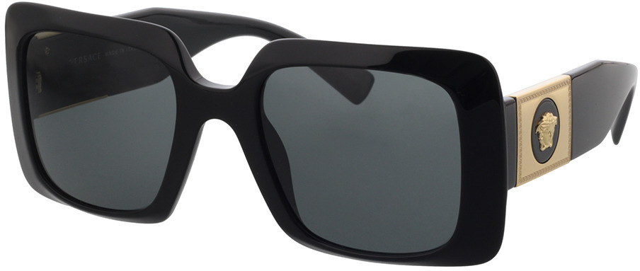 Picture of glasses model Versace VE4405 GB1/87 54-22 in angle 330