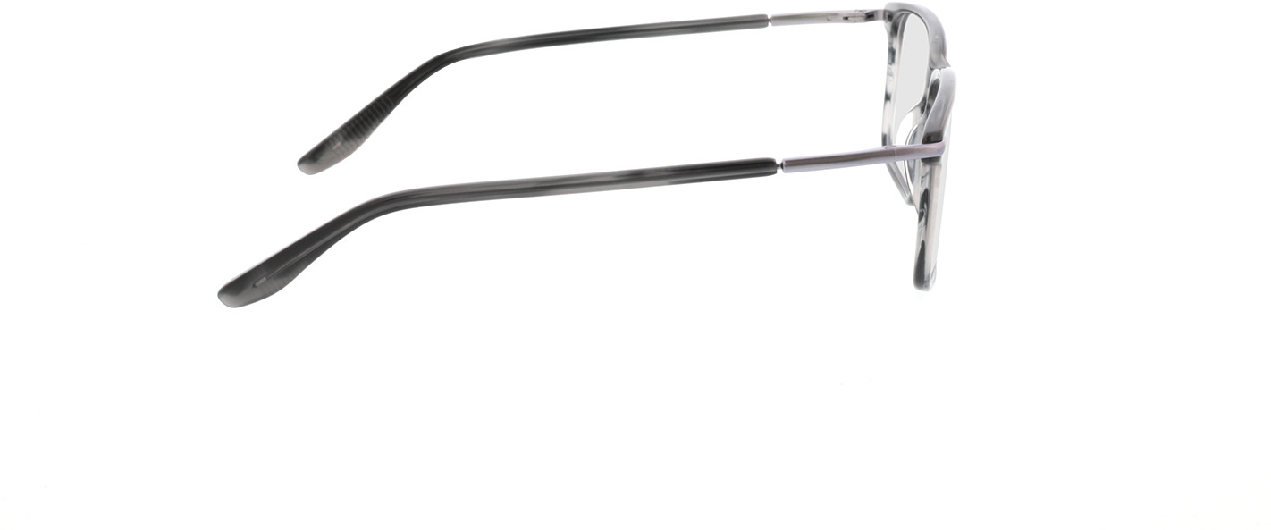 Picture of glasses model Adeo-grau horn in angle 90