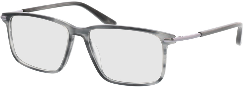 Picture of glasses model Adeo-grau horn in angle 330