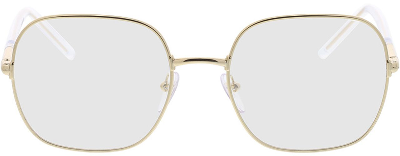Picture of glasses model Prada PR 56WV 5AK1O1 54-19 in angle 0