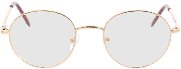 Picture of glasses model Luna-gold