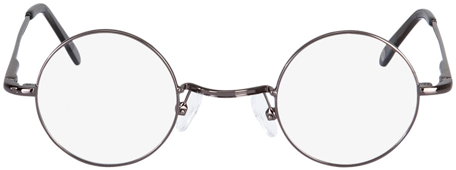 Picture of glasses model Cary-anthrazit  in angle 0