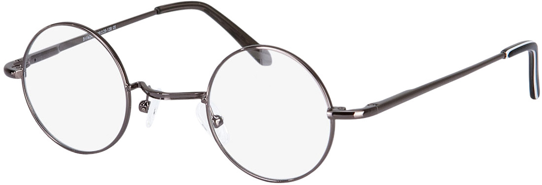 Picture of glasses model Cary-anthrazit  in angle 330