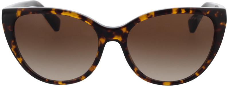 Picture of glasses model Emporio Armani EA4162 587913 55-16 in angle 0