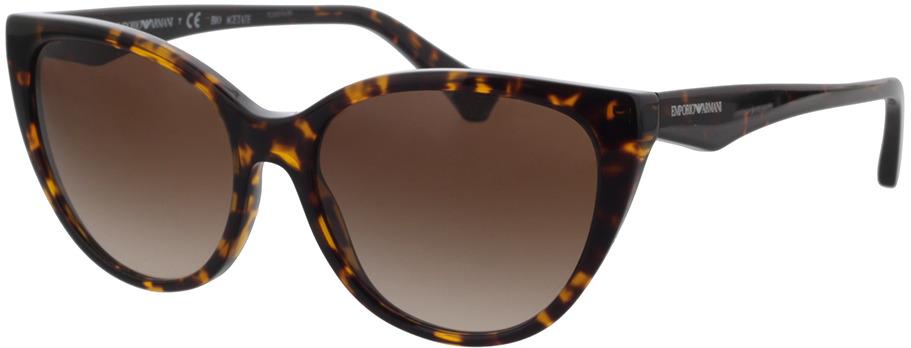 Picture of glasses model Emporio Armani EA4162 587913 55-16 in angle 330