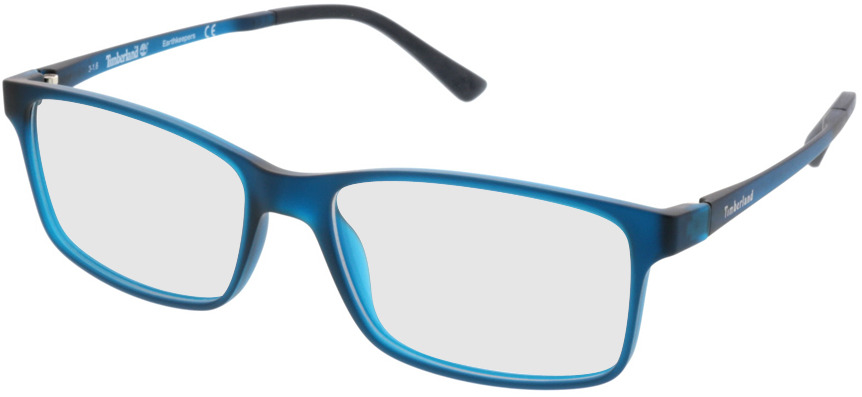 Picture of glasses model Timberland TB1349-085 54-16 in angle 330