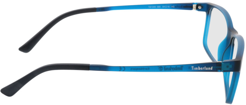 Picture of glasses model Timberland TB1349-085 54-16 in angle 90