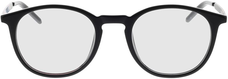 Picture of glasses model Hugo HG 1017 807 49-21 in angle 0