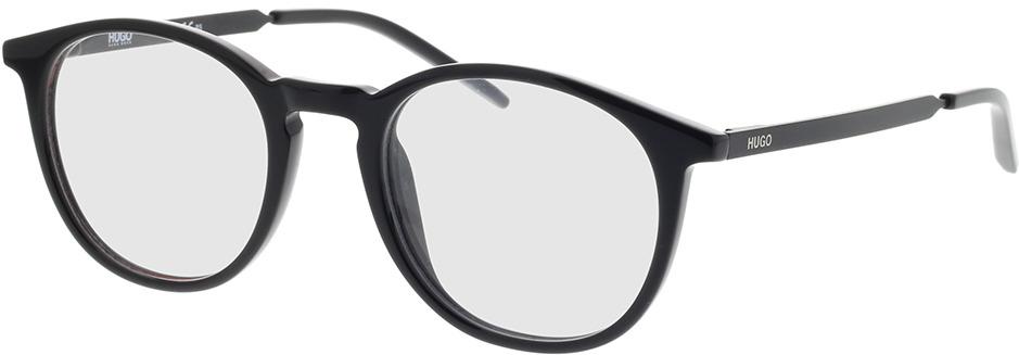 Picture of glasses model Hugo HG 1017 807 49-21 in angle 330