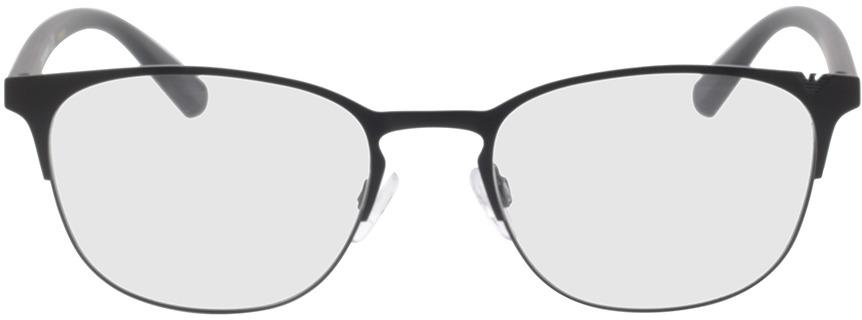 Picture of glasses model Emporio Armani EA1059 3001 53-19 in angle 0
