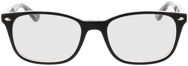 Picture of glasses model Ray-Ban RX5375 2034 53-18 in angle 0