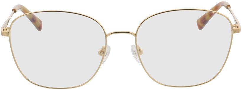 Picture of glasses model Selene Goud/havana in angle 0