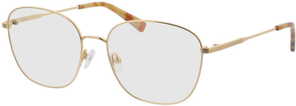 Picture of glasses model Selene Goud/havana in angle 330