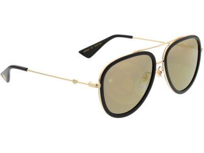 Brille Gucci GG0062S-001 57-17