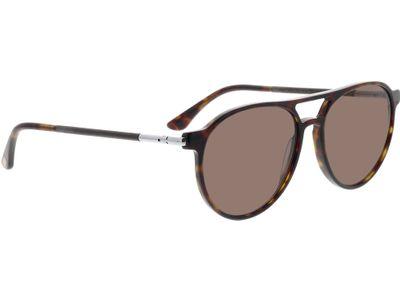 Brille Wood Fellas Sunglasses Burgau black oak/havana 56-16