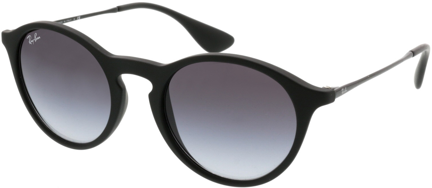 Picture of glasses model Ray-Ban RB4243 622/8G 49-20 in angle 330