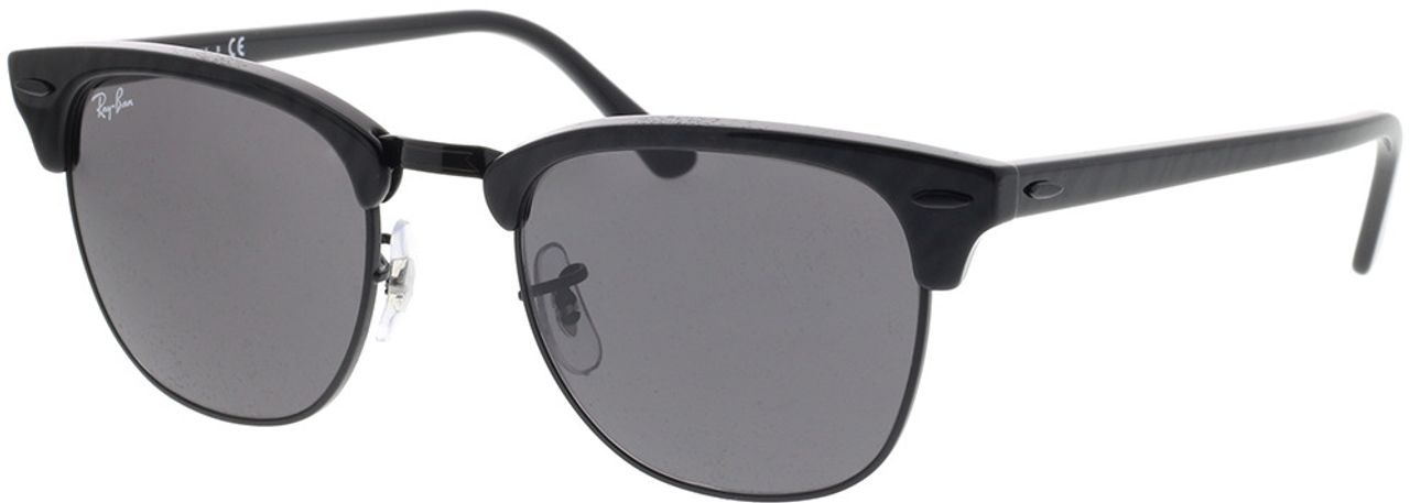 Picture of glasses model Ray-Ban RB3016 1305B1 51-21 in angle 330