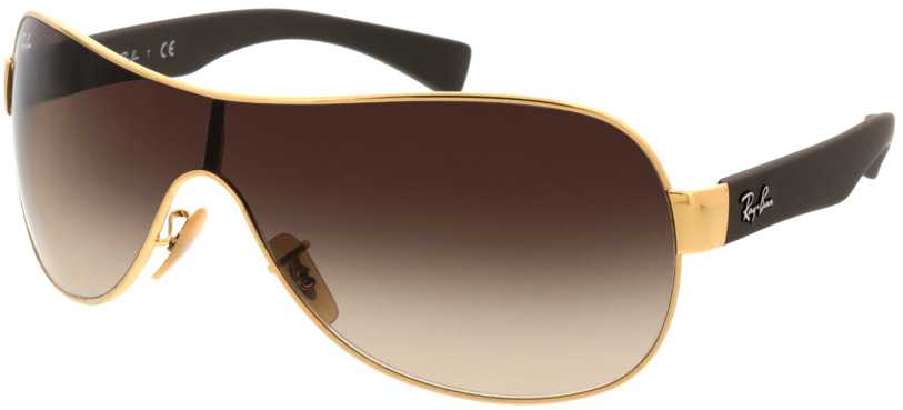 Picture of glasses model Ray-Ban RB3471 001/13 132
