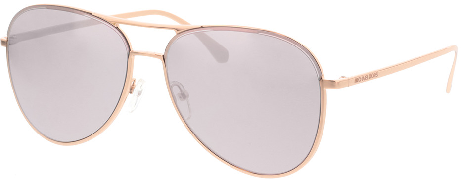 Picture of glasses model Michael Kors MK1089 11086H 59-14 in angle 330