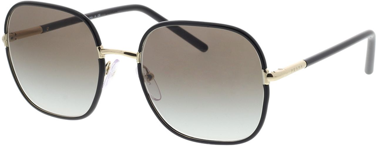 Picture of glasses model Prada PR 67XS AAV0A7 55-19 in angle 330