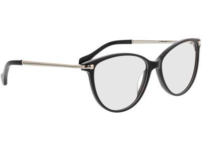 Brille Eucla-schwarz/silber
