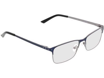 Brille Austin-anthrazit/dunkelblau