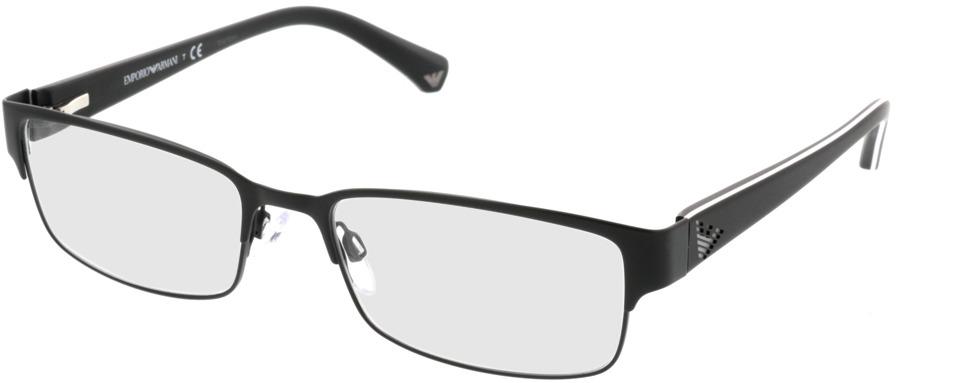 Picture of glasses model Emporio Armani EA1036 3109 53-17 in angle 330