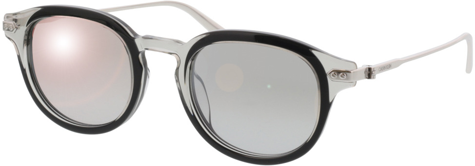 Picture of glasses model Calvin Klein CK18701S 072 50-23 in angle 330