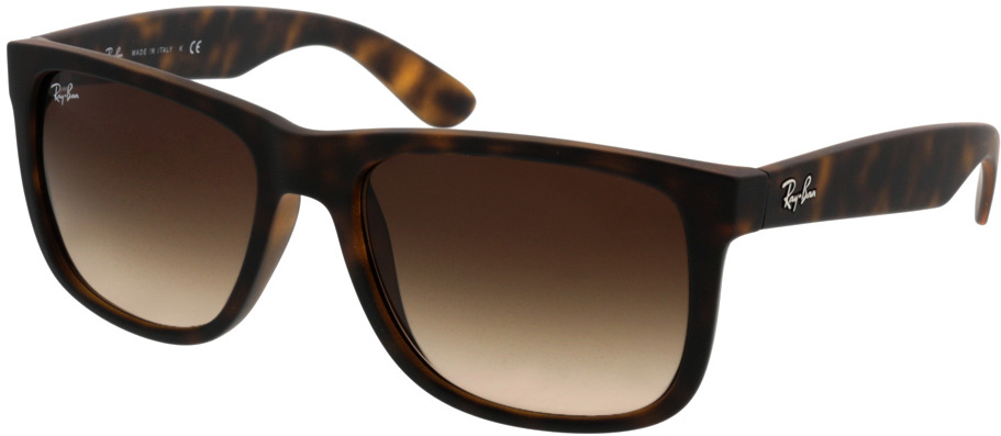 Picture of glasses model Ray-Ban Justin RB4165 710/13 54-16