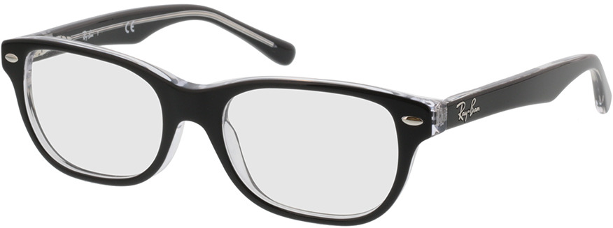 Picture of glasses model Ray-Ban Junior RY1555 3529 48-16 in angle 330