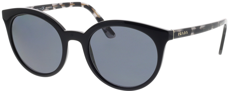 Picture of glasses model Prada PR 02XS 1AB5Z1 53-21