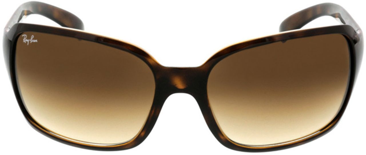 Picture of glasses model Ray-Ban RB4068 710/51 60-17 in angle 0