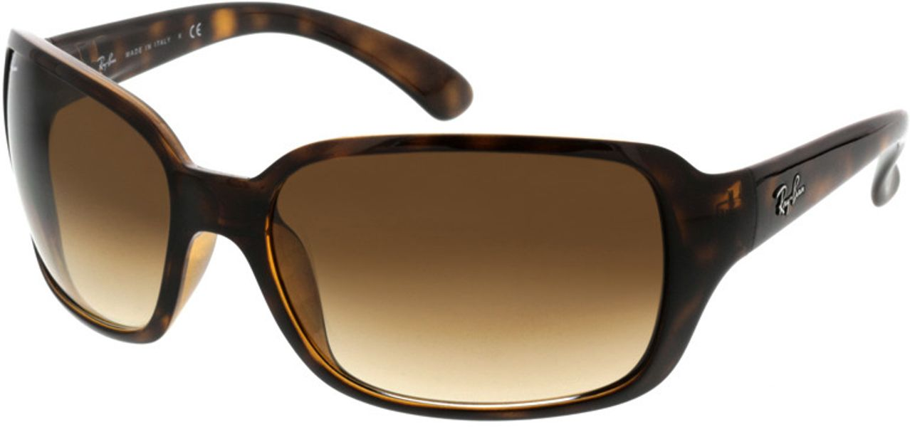 Picture of glasses model Ray-Ban RB4068 710/51 60-17 in angle 330