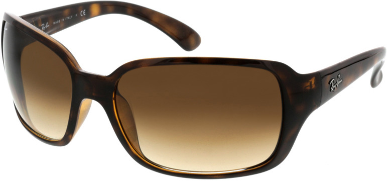 Picture of glasses model Ray-Ban RB4068 710/51 60-17