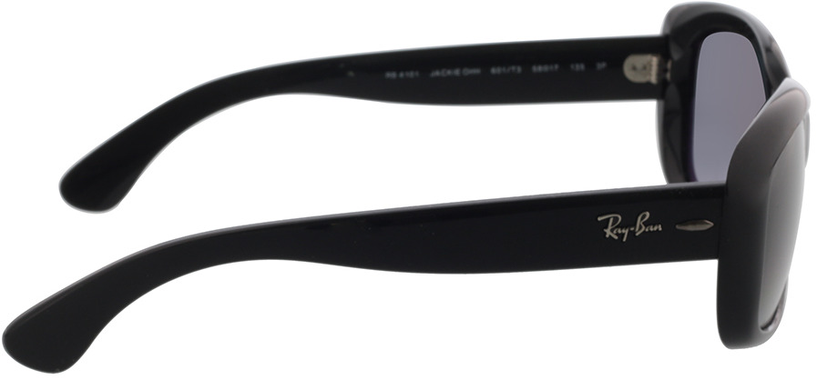 Picture of glasses model Ray-Ban Jackie Ohh RB4101 601/T3 58-17 in angle 90