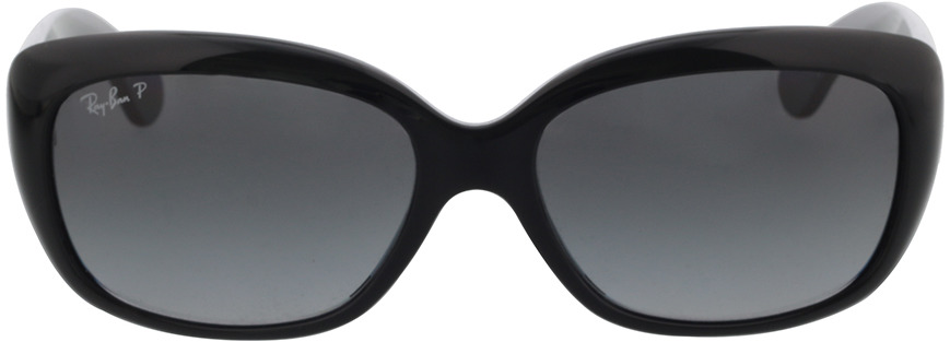 Picture of glasses model Ray-Ban Jackie Ohh RB4101 601/T3 58-17 in angle 0
