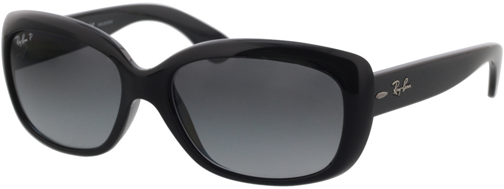 Picture of glasses model Ray-Ban Jackie Ohh RB4101 601/T3 58-17