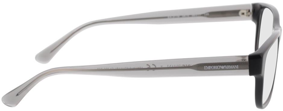 Picture of glasses model Emporio Armani EA3179 5875 56-17 in angle 90