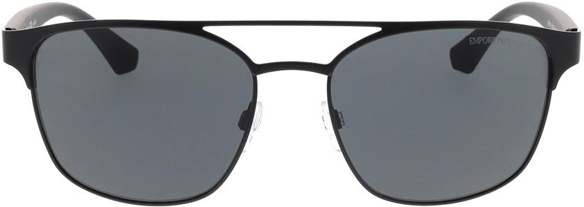 Picture of glasses model Emporio Armani EA2093 300187 57-18 in angle 0