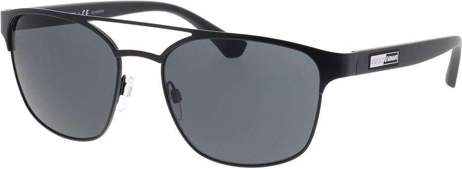 Picture of glasses model Emporio Armani EA2093 300187 57-18 in angle 330