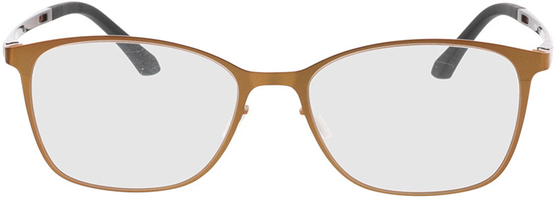 Picture of glasses model Lorne-kupfer in angle 0