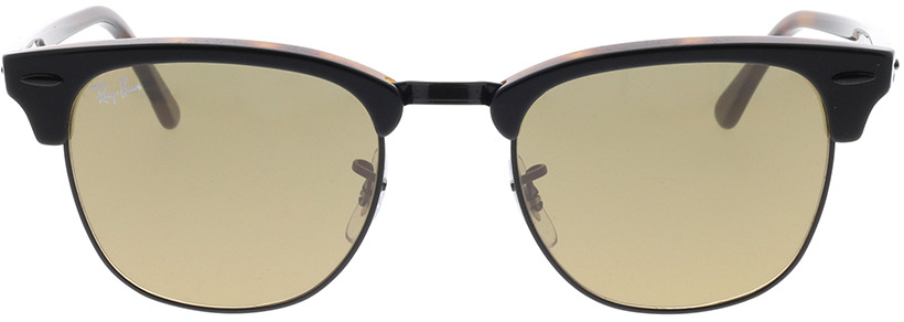 Picture of glasses model Ray-Ban Clubmaster RB3016 12773K 51-21 in angle 0
