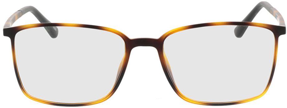 Picture of glasses model Elvas-matt havana in angle 0