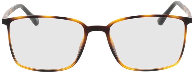 Picture of glasses model Elvas mat havana in angle 0