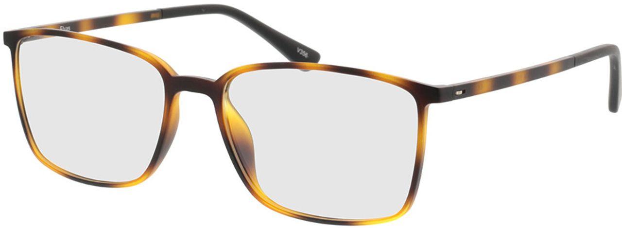 Picture of glasses model Elvas-matt havana in angle 330