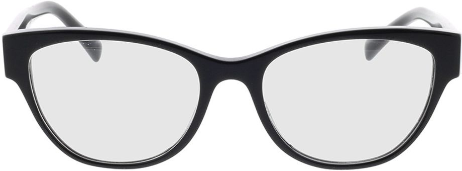 Picture of glasses model Versace VE3287 GB1 53-17 in angle 0