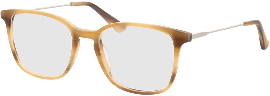 Picture of glasses model Lazio-braun-meliert/silber in angle 330