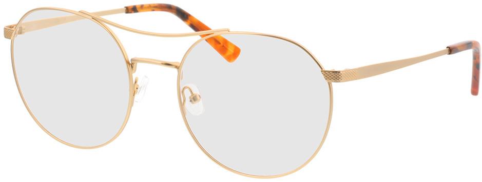 Picture of glasses model Leto-gold/havana in angle 330
