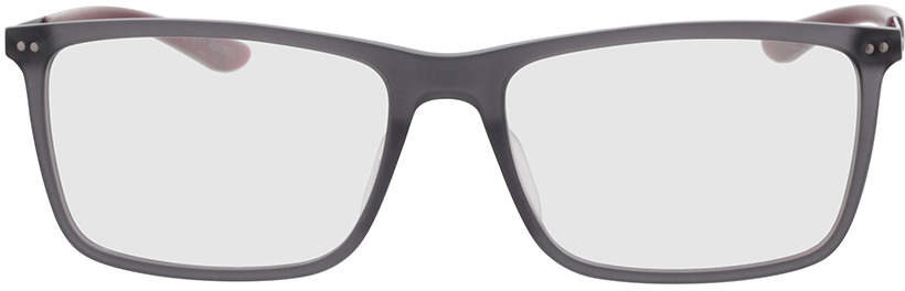Picture of glasses model Puma PU0096O-008 56-17 in angle 0