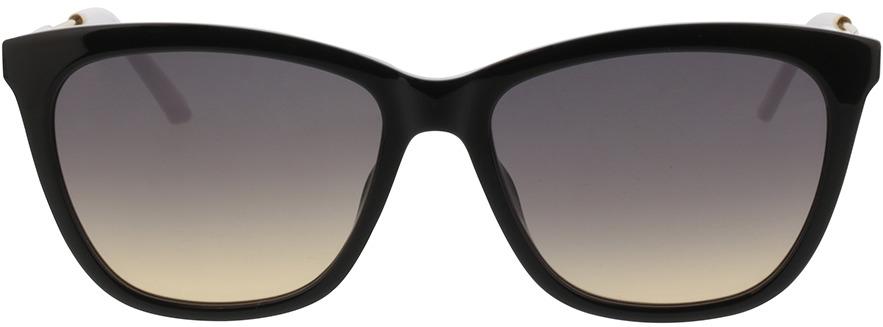 Picture of glasses model Calvin Klein Jeans CKJ20807S 001 57-16 in angle 0